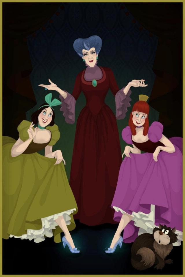la-belle-mere-de-cendrillon-et-ses-filles
